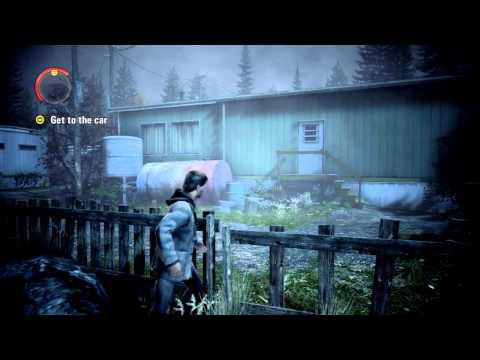 Alan Wake: Walkthrough - Part 1 [Episode 3] - Escape tha Police - Let's Play Gameplay & Commentary
