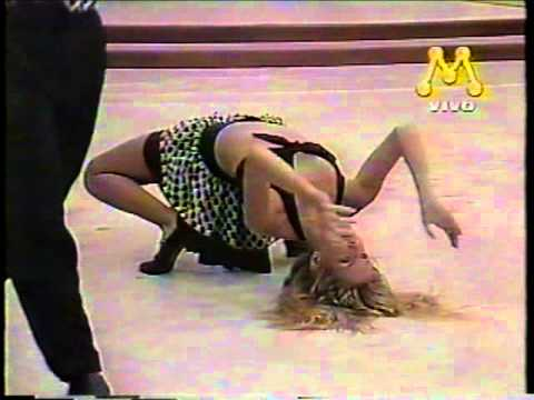 GLORYA RYOS - TV MANCHETE