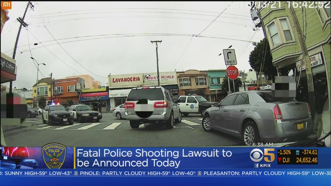 Lawsuit Filed Against SFPD Over Deadly Barbershop Shooting