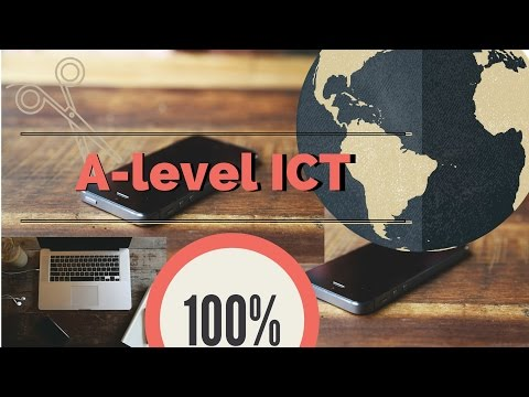 A level ICT - Should I study A level ICT?