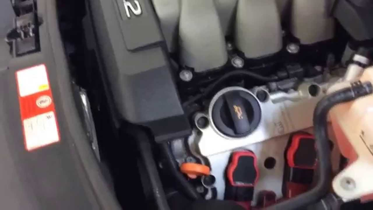 2005 Audi A6 3 2 Quattro Engine Noise YouTube
