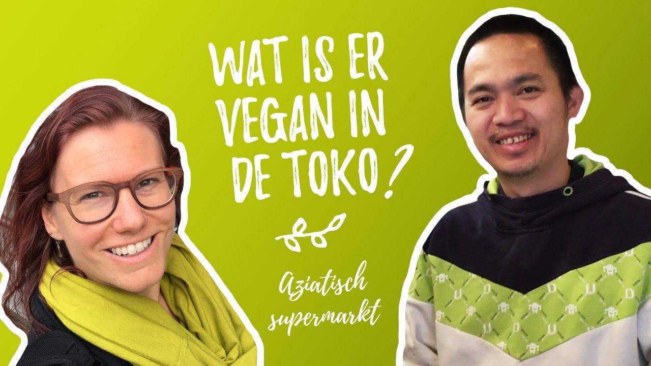 Wat is er vegan in een toko (Aziatische winkel)?