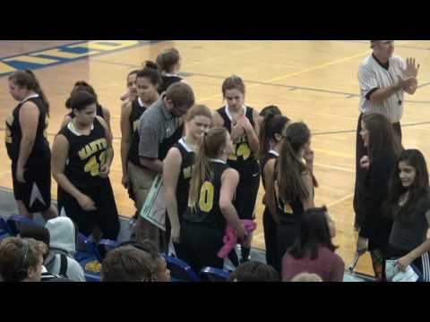 Manteo High School vs  Columbia January 27, 2017