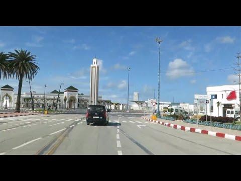 جولة من بلايا الى الرميلات عبر مرقالة طنجة 12 05 2017 morocco tangier
