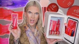 E.L.F. Jelly Makeup.. Is It Jeffree Star Approved?!
