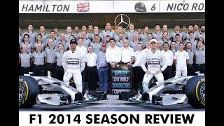 F1 2014 Season Review