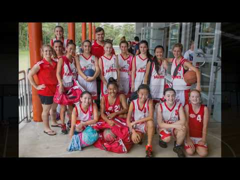 St George Girls Basketball - Holden Home Ground Advantage Application