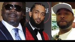 Nipsey Hussle Reportedly Set Up Trust Fund for Kids, Big U Talks Kerry Guy Injured With Nipsey