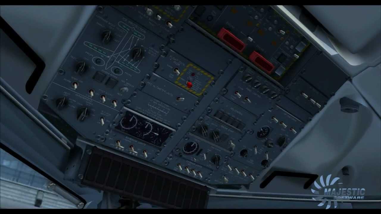 simMarket: MAJESTIC SOFTWARE - DASH 8 Q400 PILOT EDITION FSX P3D