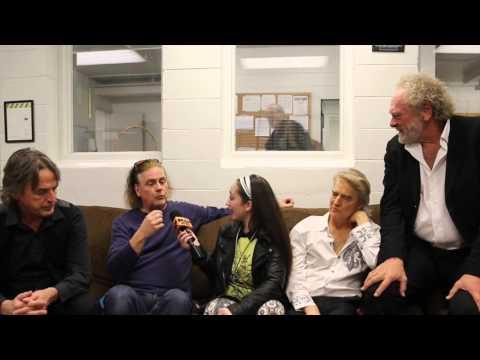 THE GRASS ROOTS Interview w/ PAVLINA Busch Gardens 2015