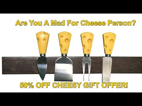 Best Gifts For Cheese Lovers   A Cheesy Review