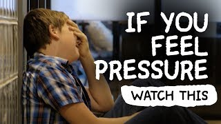 If You Feel Pressure - WATCH THIS | by Jay Shetty