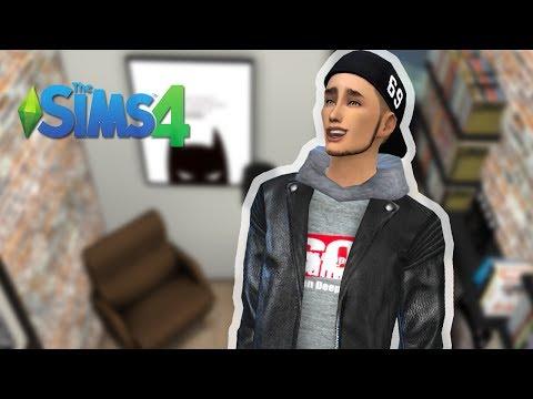The Sims 4 | Dom Juan | Reforma: Escritório do Blake Ep:31