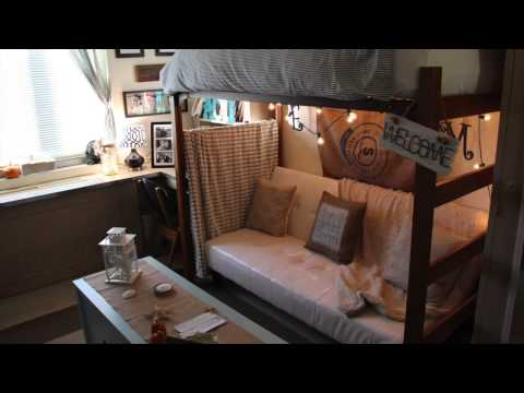 UGA dorm tour: Room of the Year finalists