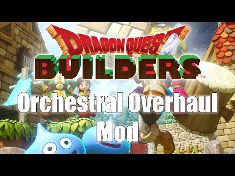 Release] Dragon Quest Builders Orchestral Overhaul Mod