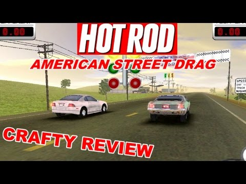 HOT ROD: American Street Drag - sprinty v retro podání :) (Crafty review)