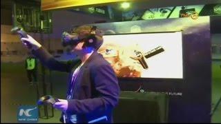 Eyes On China News : VR Technology