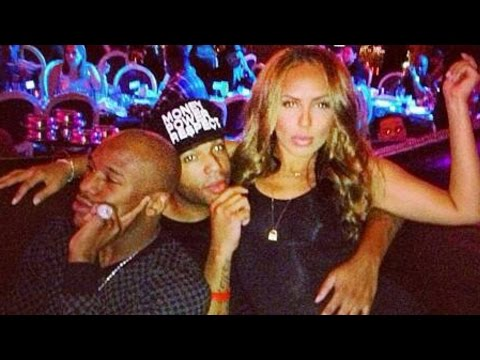 MAYWEATHER WITNESSED MURDER SUICIDE EARL HAYES & WIFE STEPHANIE MOSELEY! GRIEVES AT PERS GAME!