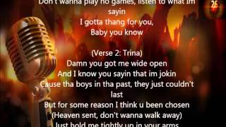 Trina feat  Keyshia Cole - I Got A Thing For You Lyrics