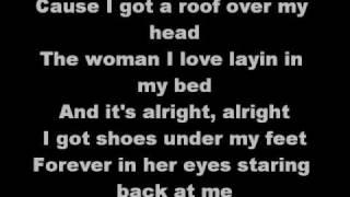 Alright Darius Rucker w/ lyrics