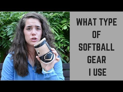 What Type Of Softball Gear I Use