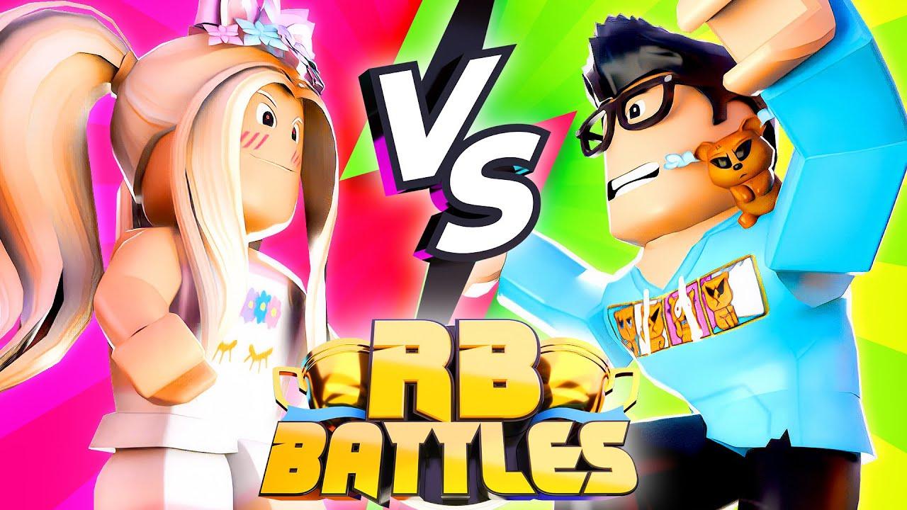 iamSanna vs Hyper - RB Battles Championship For 1 Million Robux! (Roblox)