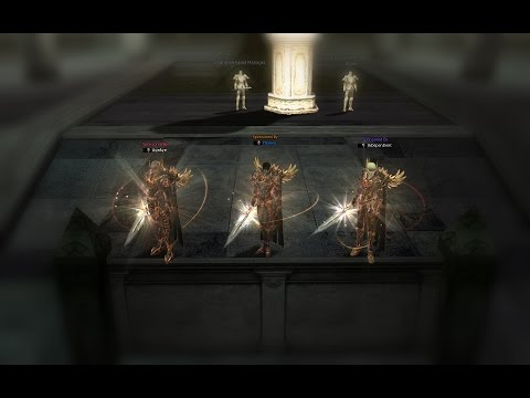 Lineage 2 Olympiad Games by Honyer (Ghost Hunter - Wind Rider - Adventurer) L2Destiny