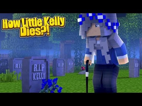 HOW LITTLE KELLY AND LITTLE CARLY DIE!! (Minecraft Roleplay).