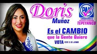 Doris Muñoz | PAN | Tepeyanco, Tlaxcala.