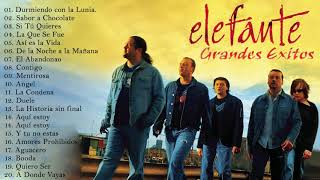 ELEFANTE MIX GRANDES EXITOS ~ Best songs of Hombres G