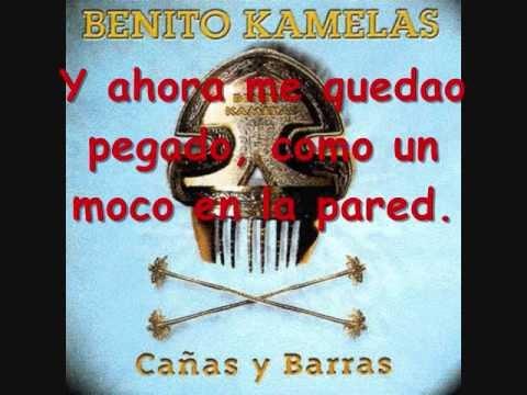 Cocaina - Benito Kamelas (con letra)
