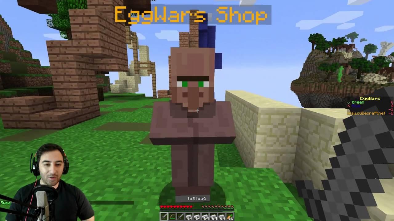 Download Minecraft Egg Wars - Böyle Epik Bir Oynanış Görülmedi