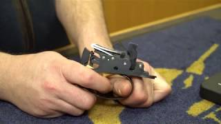 Perazzi MX8 - How to change a trigger spring