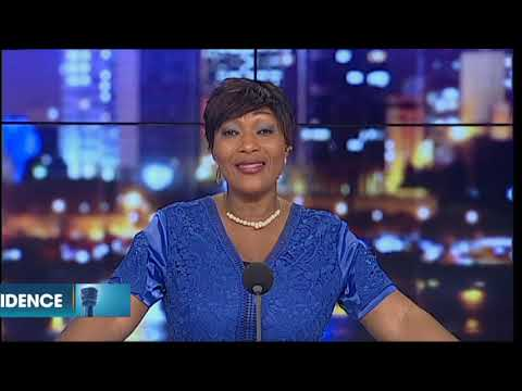 Le 20 Heures de RTI 1 du 09 février 2020 par Marie-Laure N'Goran