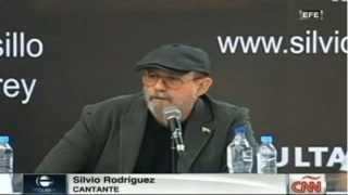 Video Silvio Rodríguez respeta postura de su hijo Silvito el Libre. 2014 HD download MP3, 3GP, MP4, WEBM, AVI, FLV April 2018