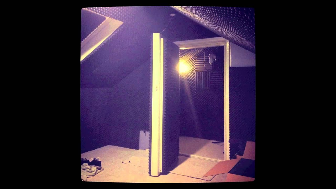 How to make a soundproof home studio and recording booth for How to soundproof my house