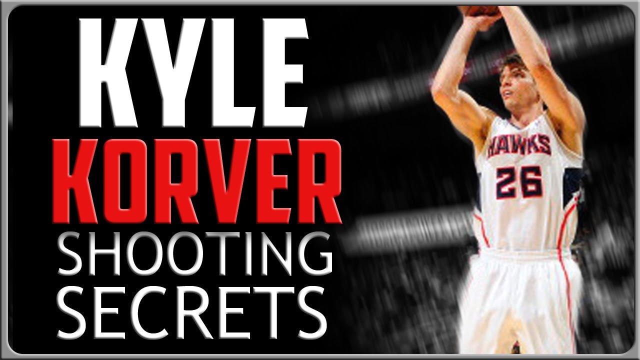 Kyle Korver: NBA Shooting Secrets - YouTube
