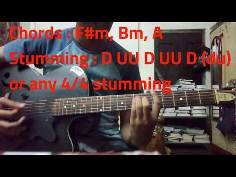 Kya Baat Ay | Hardy Sandhu | Guitar Chords Lesson | Guitar Cover |🎸