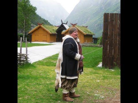 Норвегия. Гудванген. Деревня викингов