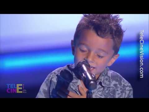 La Voz Kids 3 #1- Audición a ciegas de los gemelos Antonio y Paco