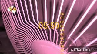 Часы телеканала СТС 2009-2010 Реконструкция В реальной жизни