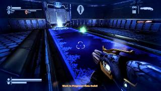Nexuiz PC Closed Beta Gameplay - Phase 1 Impressions