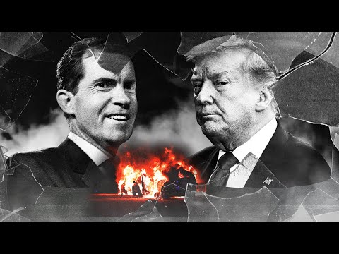 Violent Protests in 1968 Helped Elect Richard Nixon. Will Today's Protests Help Trump?