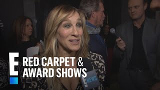 Sarah Jessica Parker on Secrets to a Successful Marriage | E! Red Carpet & Award Shows