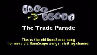 Old Runescape Soundtrack: The Trade Parade (MIDI Download)
