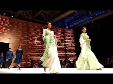 Textile India Fashion show