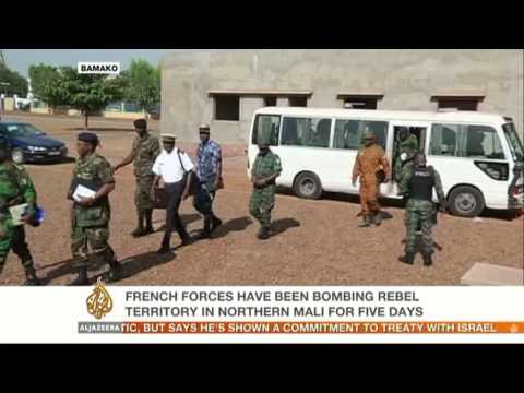The endgame for France in Mali
