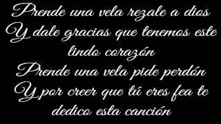 Corazón Sin Cara - Prince Royce (Lyrics)