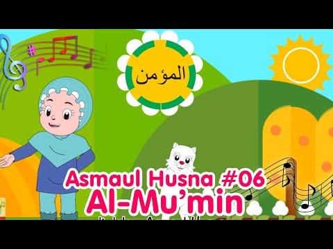 ASMAUL HUSNA 7 - AL MU'MIN  | Diva Bernyanyi | Lagu Anak Channel