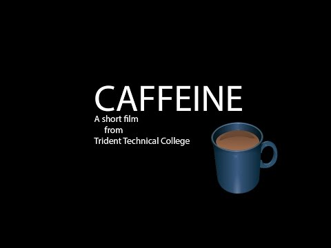 CAFFEINE: A short film from Trident Technical College (Youtube Cut)